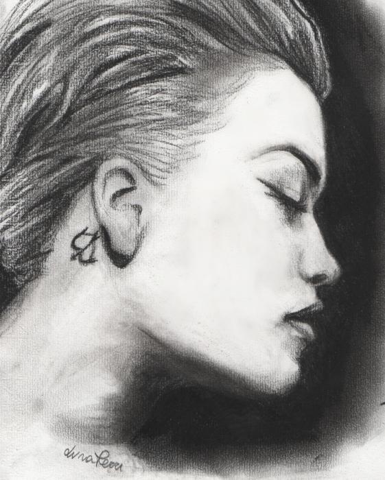 Rita Ora by LunaPerri